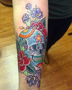 Collection of the most awesome Mexican skull tattoo designs with meaning explained. Day of the dead skull tattoo design ideas for girls and boys.
