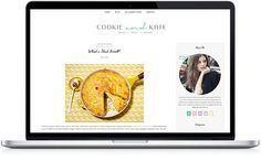 Food and Travel Blog Theme by AIWSOLUTIONS on Creative Market