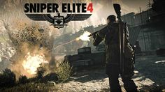 Watch over 6 minutes of brand-new gameplay from Sniper Elite 4 in