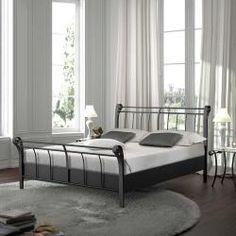 Neu Eisenbett Baroque Bett Zimmer