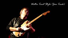 Walter Trout Style (Jam Track)