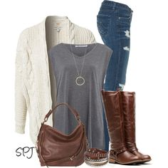 """""""Comfy Cozy"""" by s-p-j on Polyvore"""