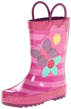 Get the Right Pair of Kids Rain Boots