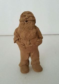 Vintge handmade figurine #gnome/elf cute santa clause #christmas winter #holiday ,  View more on the LINK: http://www.zeppy.io/product/gb/2/231931361660/