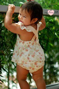 Playtime Pinny BABY & TODDLER PDF SEWING PATTERN
