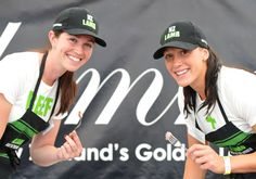 Iron Maidens Sarah Walker and Sophie Pascoe were two of the judges at this year's Glammies