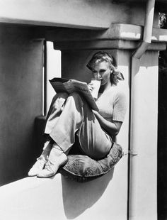 TRANSITION TROUSERS: **inspiration Ginger Rogers
