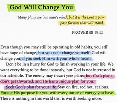 Pursue His purpose for you