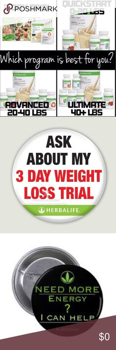 HOW TO LOSE WEIGHT, GAIN MUSCLES OR MORE ENERGY! Hey!! My name is Enrique 💪 I am a wellness coach with Herbalife and I help people to get amazing results whether it's losing weight, gaining muscles mass, toning up, or simply obtaining more energy and keeping a positive mindset! Does this sound like something you might be interested in or do you know anyone who would? 😁💪 ASK ME HOW! herbalife Other