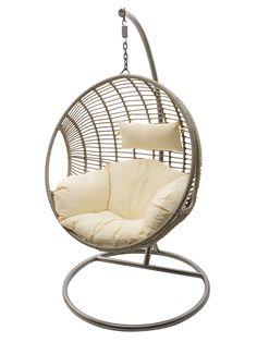 Indoor Outdoor Hanging Chair   Outdoor Furniture   Outdoor Living