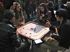 Free Carrom @ Brick Lane. Sundays
