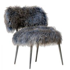 Nepal chair by Paola Navone $2,639 for Baxter.