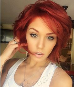 My ideal cut and color!