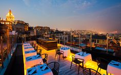Europe Travel: The Gradiva Hotel is an Istanbul beauty Mein Land, Holiday Boutique, Istanbul Travel, Rooftop Bar, Hotel Reviews, Holiday Travel, Ny Times, Places To See, Travel Guide