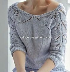 p/belaubte-pullover-baby-kleidung - The world's most private search engine Sweater Knitting Patterns, Knitting Designs, Baby Knitting, Knitting Projects, Mode Crochet, Knit Crochet, Baby Pullover, Pullover Shirt, Quick Knits