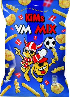 kims chips tilbud