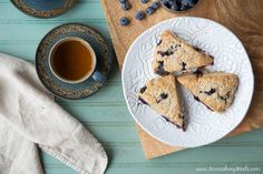 I finally have the recipe many of you have been waiting for....the gluten-free, berry scone...