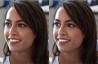 How to whiten teeth and eyes in photoshop