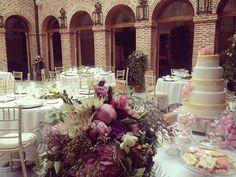 Celebra tu boda en una finca para eventos en Madrid | Sweet Bodas