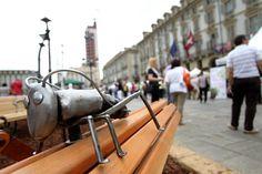 La Giornata Mondiale dell'Ambiente a #Torino: un'opera del Servizio Verde Gestione della Città di Torino