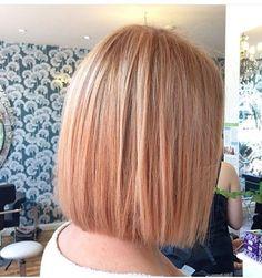 Short Strawberry Blonde Hairstyles
