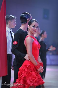 Latin Ballroom Ballet Figure Skating — Elena Anashina  Unique moments.com  Official page...