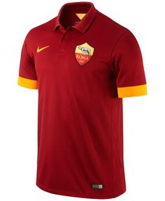 Nike Men's As Roma Club Soccer Team Replica Jersey