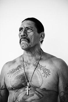 Mike Piscitelli Photographer - Danny Trejo