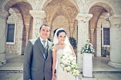 Sacred Holy Matrimony in Cana Church Israel - www.thebridedept.com