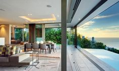 Maison Design et Luxe en Afrique du Sud | Archiboom, l'architecture et le design par ceux qui les font ! - Blog CotéMaison.fr