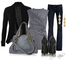 Classy fashion style for women