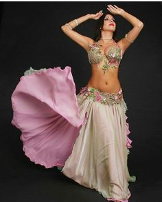 Belly Dance Costume, Belly Dance Costume, … – All Dance Costumes Belly Dancer Costumes, Belly Dancers, Dance Costumes, Belly Dance Outfit, Tribal Belly Dance, Dance Outfits, Dance Dresses, Dance Oriental, Cultural Dance