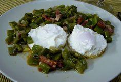 Feijão Verde com Ovos