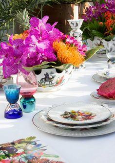 Art de la table - Art de vivre - Christian Lacroix