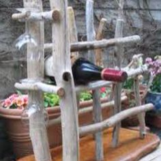 Wine holder??