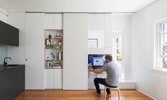 studio flat sliding doors - Google Search