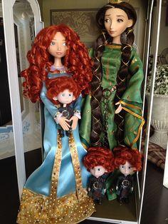 Disney Store Poupées Limited Edition (depuis - Page 25 Disney Barbie Dolls, Disney Princess Dolls, Disney Animator Doll, Barbie Toys, Barbie Clothes, Cute Disney, Disney Art, Disney Pixar, Disney Movies