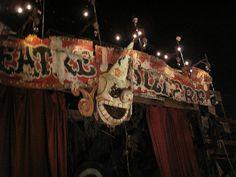 Theatre Bizarre by burnlab, via Flickr