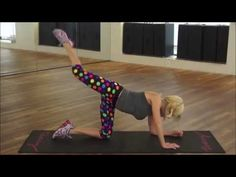 Tracy Anderson's Killer Butt Work from Shape Extended to 14 Min