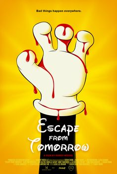 Escape from Tomorrow - La película prohibida rodada en Disneyland