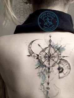 Les 3 lunes » Épure atelier art et tattoo