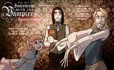 Lmao Vampire Chronicles - terrible trio