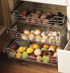 Idea organització patates, cebes... cuina