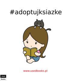 #adoptujksiazke www.usedbooks.pl