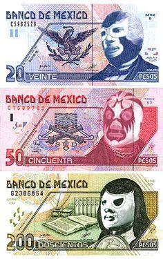Mil Peso Mascaras....nuevos billetes en circulacion?