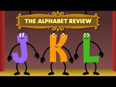 J-R Review Chant (Uppercase)   Super Simple ABCs - YouTube