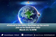 60th Earth Hour