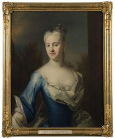 File:Hedvig Elisabet Paulin, 1716-1806, gift med kommerserådet Jonas Alströmer (Johan Henrik Scheffel) - Nationalmuseum - 38980.tif