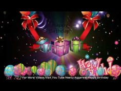 Happy Birthday Wishes,Blessings,Prayers,Quotes,Sms,Birthday Song,E-card,Wallpaper,Whatsapp video - YouTube
