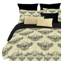 . Full Comforter Sets, King Comforter, Bedding Sets, Boy Bedding, Bed In A Bag, Black Bedding, My New Room, Luxury Bedding, Unique Bedding